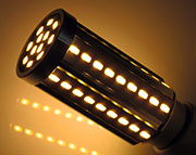 Read the LED market, clear and follow suit