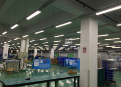 CSP technology or upstart into LED lighting industry