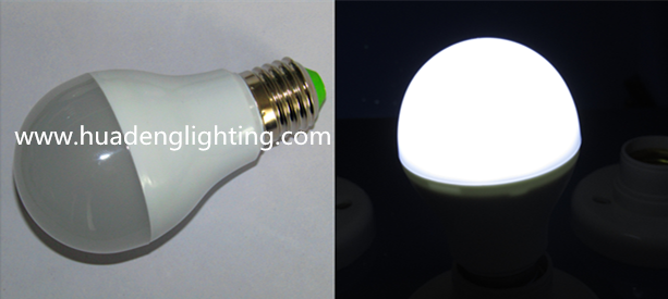 For you to create a satisfactory LED bulb light