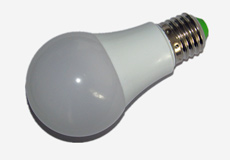 Cheap LED Light Bulbs A60-E27-5730-(85-265V)-7W