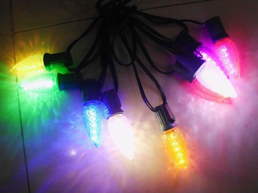 C9 LED lamp