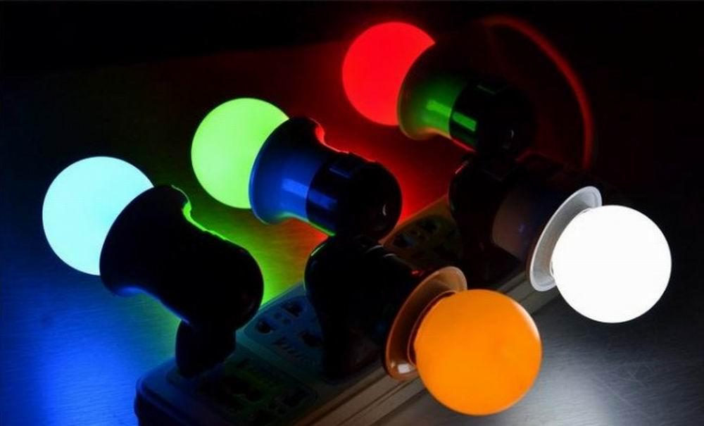 1W G45 LED bulb